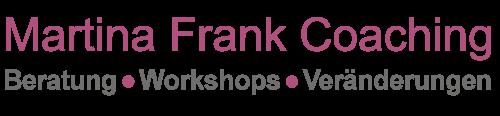 martina-frank.de Logo